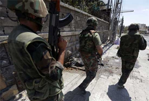 Syrian Troops Repel Rebels' Attacks on Aleppo Countryside