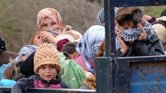 Syrian refugees in Turkey exceed 600,000