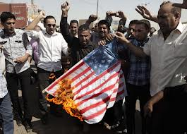 """The strategy of the """"Death to America"""" chants in Iran"""