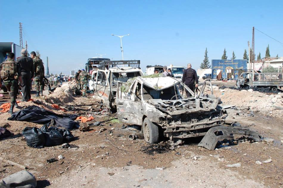 Thirty-seven civilians martyred, dozens injured in Hama9