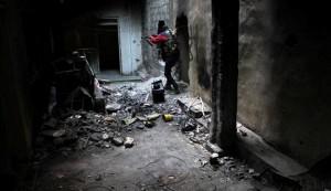 UN-AL envoy warns of 'Somatization' of Syria