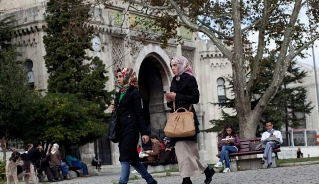 Turkey lifts controversial Hijab ban