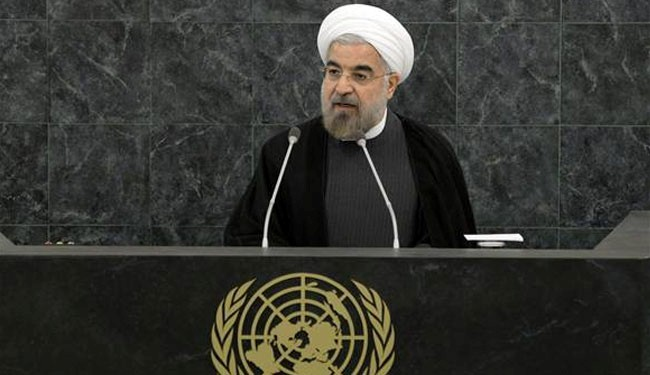 Iran envoy urges UN to adopt Rouhani's WAVE