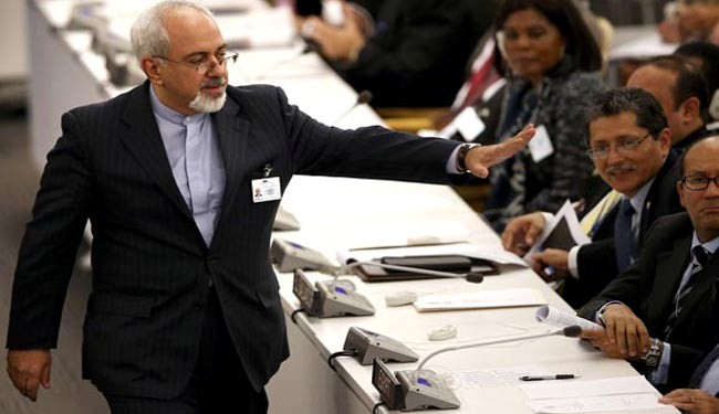 Zarif to attend Iran-P5+1 talks opening session