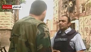 Syrian troops tighten grip on terrorists near Damascus