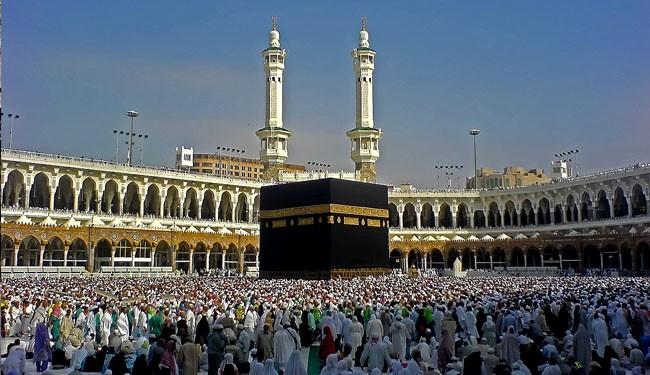 Less pilgrims to perform this year's hajj in Mecca