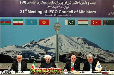 ECO foreign ministers meet in Tehran