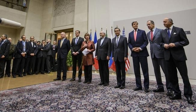 Full text of nuclear deal between Iran, six world powers