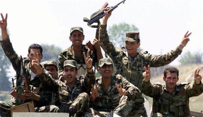 ارتش سوریه 1