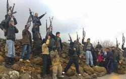 Iraqi Baathists run training camp in Doha ahead of deployment in Syria