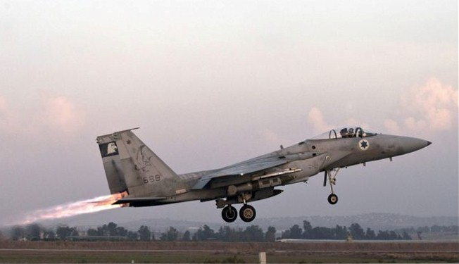 Israeli warplanes bomb besieged Gaza Strip