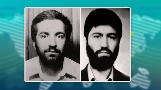MKO Iran bombers seen in Germany