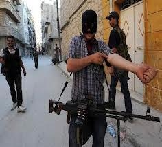 Syriagunmen