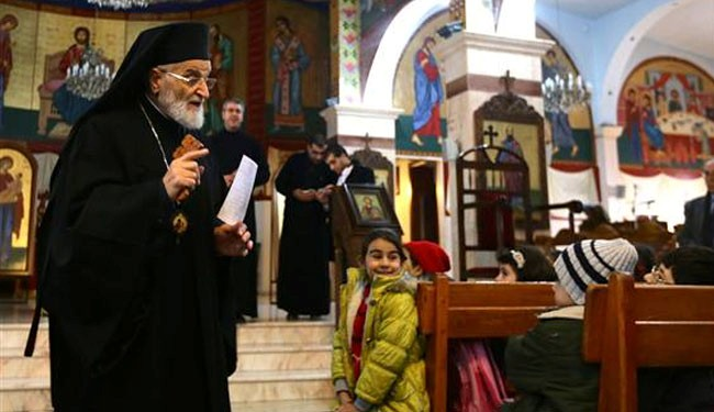 Syrian Patriarch: Takfiris target Muslims, Christians, Alawis, Druze