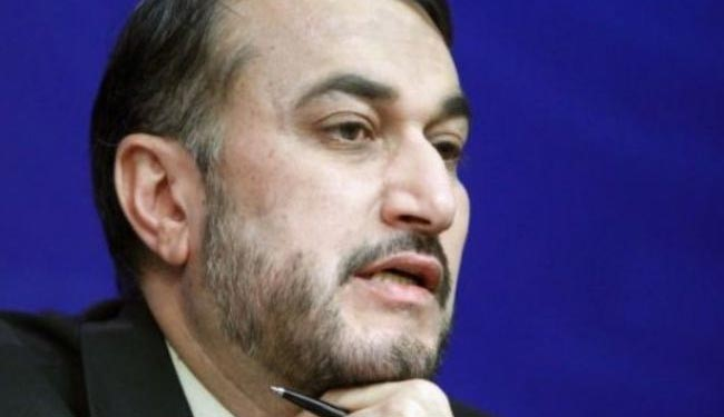 Iran rejects report on dealing with West over Syria