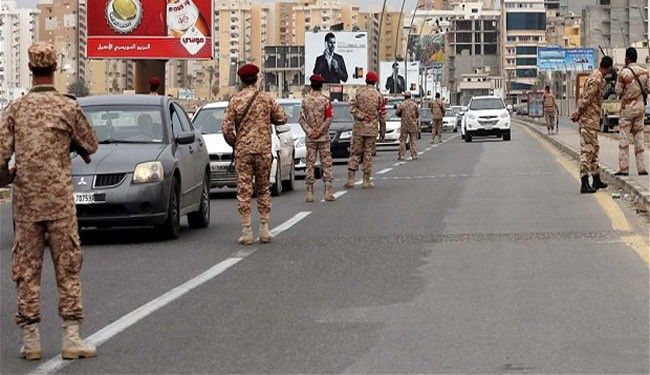 Libya releases 4 detained US military officers