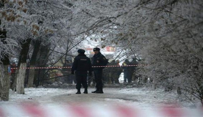 Second suicide bomb leaves 14 dead in Russia
