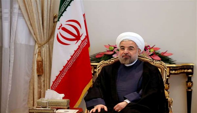 Rouhani urges constructive interaction with world