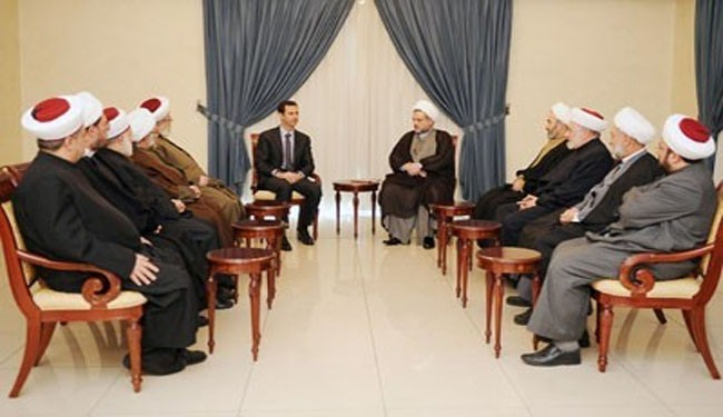Assad urges fight against Saudi Wahhabism