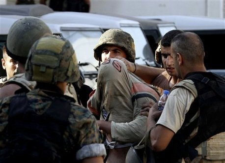 Army_Arrests