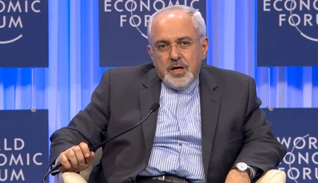 Iranian FM urges all foreign elements out of Syria