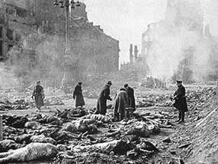 Bombings of Dresden Ww2 Bombing of Dresden