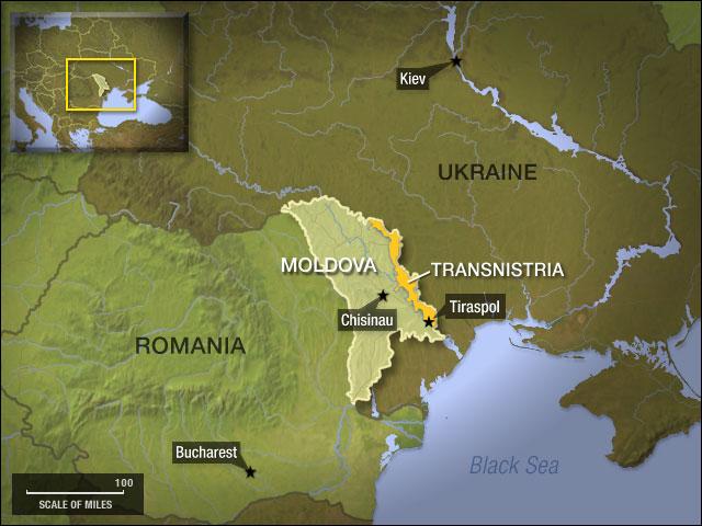 Transnistria Libre Antiwarcom Original - Transnistria map