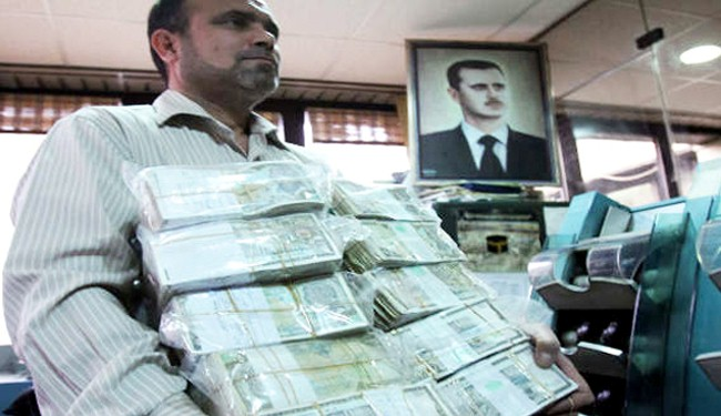 Syria gov't successful in curbing inflation rate