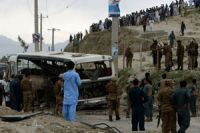 2 soldiers killed in Kabul bomb attack