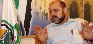 Abu Marzouk leaves Gaza Tuesday heading to Cairo
