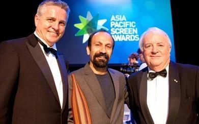 Asghar Faradi to head APSA jury