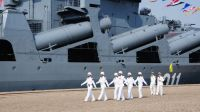 China, Russia to hold joint naval drill