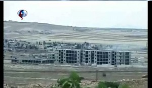 Exclusive footage of breaking Aleppo prison's siege by Syrian army