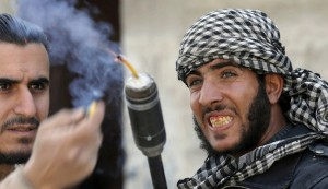 Syria foreign rebels call for war on Western and Arab gov'ts
