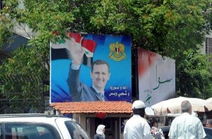 Germany joined countries that are trying to disrupt presidential elections in Syria