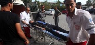 Israeli shooting injures worker in northern Gaza