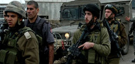 Israeli soldiers raid homes in Bethlehem, detain child