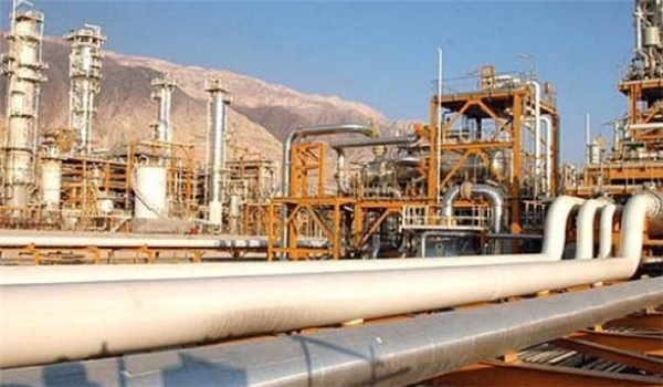 Italian Firms Willing to Import Gas from Iran