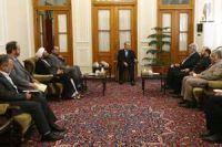 Larijani calls for creation of information network