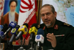 Leader's Military Aide  Iran's Line of Defense Located in Southern Lebanon