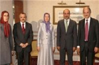 Leading Syrian opponent blatantly hails MKO terrorists