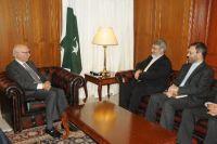 Pakistan PMs Iran visit to further boost bilateral ties