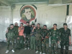 Photos of Aleppo Central Prison Today