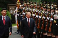 Russia, China sign multiple deals