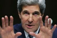 Russia involved in Ukraine, Kerry claims