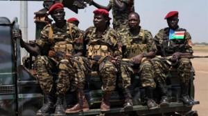 S Sudan troops battle rebels for key oil town