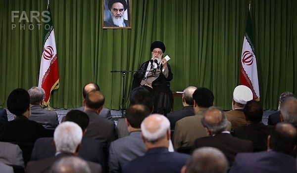Solution to Economic, Political Problems Exists inside Iran
