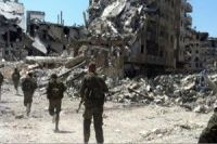 Syria Homs returning to normal condition