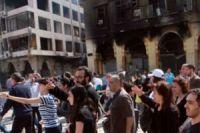 Syrians return to Homs after militants' evacuation