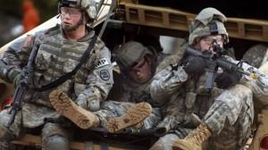 "The secret ""American"" army The secret ""American"" army"